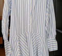 NOVA H&m haljina / košulja / tunika na pruge