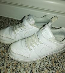Dječje kožne Nike tenisice, br. 32