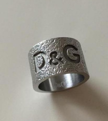 D&G original prsten NOV