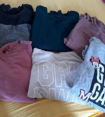 Lot duge majice