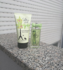 Lilly's Garden set EDT + losion