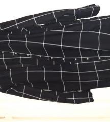 Hm crna duga košulja tunika 40