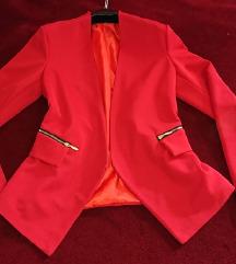 Crveni sako novi