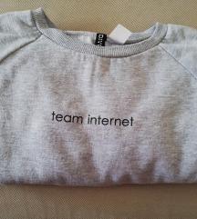 Deblja H&M majica