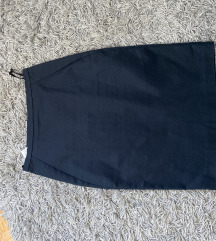 Crna Benetton pencil suknja 36