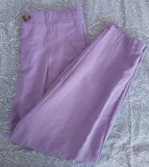 Zara lila hlače