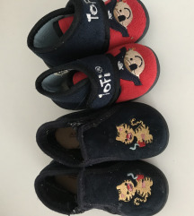 Lot papuče za djecu