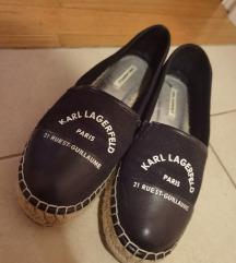 Karl Lagerfeld espadrilr