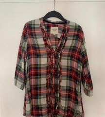 Abercrombie&fitch karirana košulja