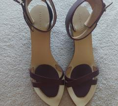 Kožne sandale - Zara