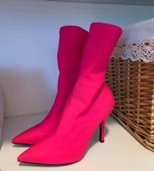 Pink štikle Les Autres Milano