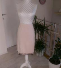 roza rastezljiva suknja vel 42