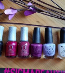 Lot lakova za nokte OPI ORLY CHINA GLAZE