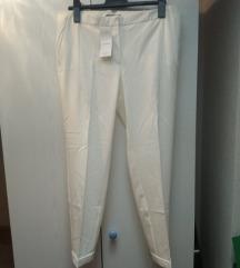Bijele ljetne hlače