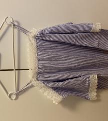 Majica/tunika na bretele