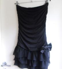 NafNaf crna haljinica