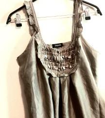 RezzSinequanone slip haljinka, svila