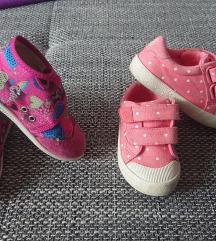 Tenisice i papuče br 22