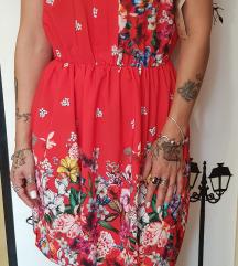 Nova cvijetna haljina