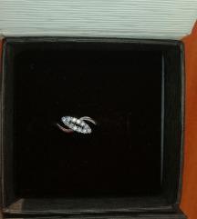 Prsten srebro NOVO