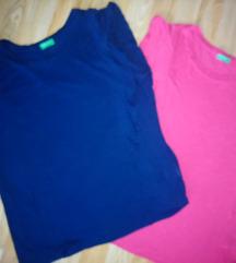 2 Benetton majice