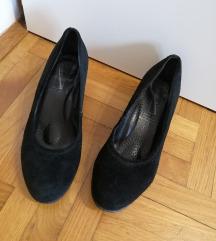 Medicus kožne cipele na punu petu