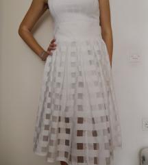 Bijeli šos / suknja