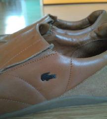 Lacoste cipele mokasinke, br 42, kožne, original