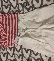 lot hlačice i bluza