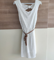 Nova ljetna bijela haljina