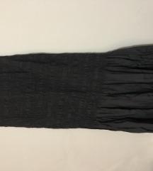 H&M suknja Silk blend