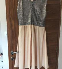 Plus size svečana haljina br. 46