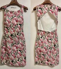 Zara cvijetna haljina