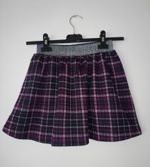 Suknja za djevojčice, NOVO S ETIKETOM