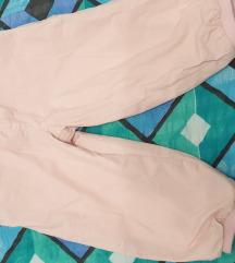 Tople roze hlačice 86