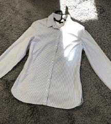 Tommy Hilfiger plava / bijela košulja (pt uklj)