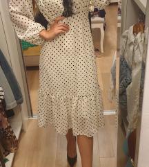 Nova polka dot haljina S/M
