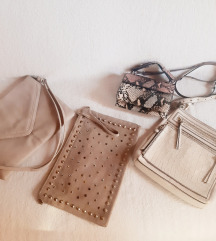Lot 4 torbe 2 kozne 1 Zara i DKNY