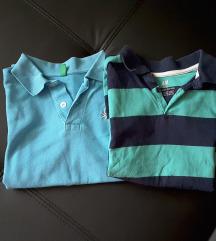 Dvije majice za dečke 122/128