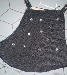 Homemade zaštitna maska sa zvijezdicama