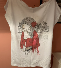 Majica tshirt s printom