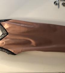 Nova Satenska haljina