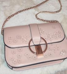 Baby pink torbica