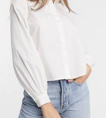 NOVA s etiketom bijela kosulja Vero Moda
