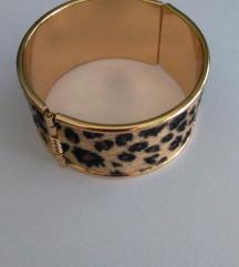 Leopard narukvica, uklj. pt