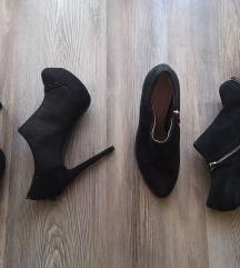 Bershka nove čizme i zara čizme na poklon