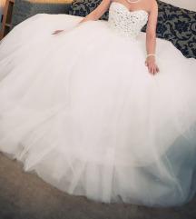 Vjenčanica (Swarovski kristali)