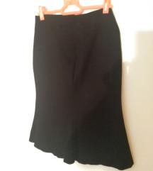 DKNY midi suknja