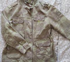 NOVA C&A military proljetna jakna