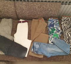 Suknje i hlače